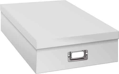 This jumbo box is a great keepsake box.