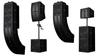 "PreSonus CDL12 Hybrid Point Source/Line Array Constant Directivity Loudspeaker 1,000-watt Hybrid Point Source/Line Array Speaker with 12"" LF Driver, 8 x 2"" HF Drivers, and Dante Connectivity (each)"