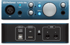"PreSonus AudioBox iOne 2-in/2-out USB Audio Interface with 1 x XLR Microphone Input, 1 x 1/4"" Instrument Input, Studio One Artist DAW Software (Mac/PC), and Capture Duo App (iPad)"