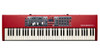 Nord Electro 6D 73 73-note Stage Piano with Piano and Organ Sounds, Physical Drawbars, Effects, USB, and Rotary Speaker Emulator