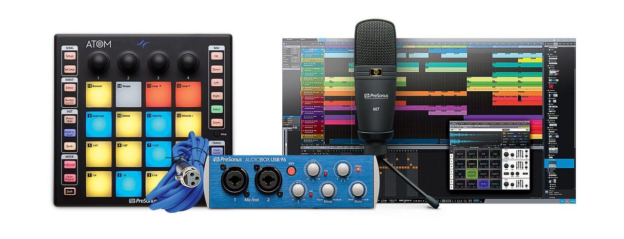 Studio One Pro 4.5 Midi Features