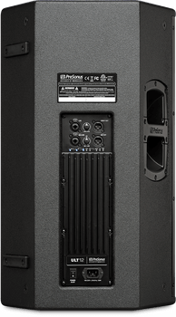"PreSonus ULT10 1300W 10"" Two-Way Powered Speaker 1,300-watt Peak with Onboard Mixer (each)"