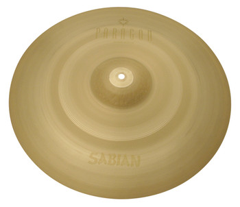 "Sabian Paragon Crash Cymbal - 22"" Crash Cymbal Made from B22 Bronze with Traditional Finish"