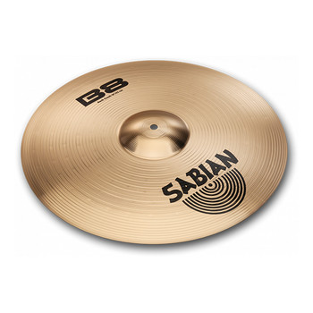 Sabian B8 Rock Crash Cymbal - 19""