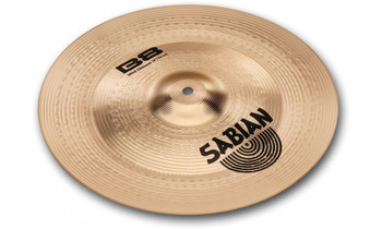 "Sabian B8 Chinese Cymbal - 14"" China Cymbal Made from B8 Bronze"