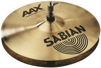 Sabian 13-inch Fusion AAX Hi Hat Cymbals