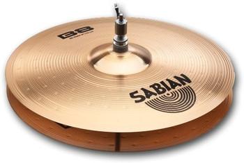 Sabian 13-Inch B8 Hi-Hats Cymbals