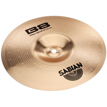 "Sabian B8 8"" CHINA SPLASH Cymbal"