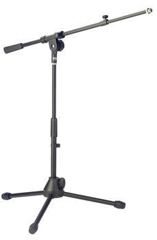 Stagg Low profile microphone Studio stand with telescopic boom