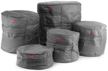 Stagg PBS-1 ECO/5 5 Piece Drum Bag Set