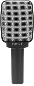 Sennheiser e609 Silver Dynamic Instrument Microphone Dynamic Supercardioid Guitar Amplifier Microphone