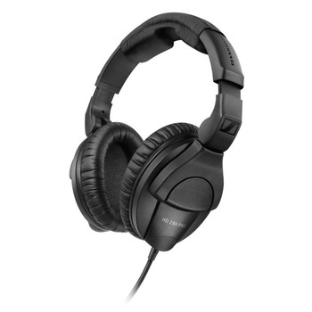 "Copy of Sennheiser HD 25 Closed-back On-ear Studio Headphones Closed-back Headphones with Flip-away Earcup, Detachable Cable, and Screw-on 1/4"" Adapter"