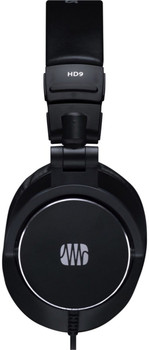 PreSonus HD9 Professional Over-Ear Monitoring Headphones (Closed Back)