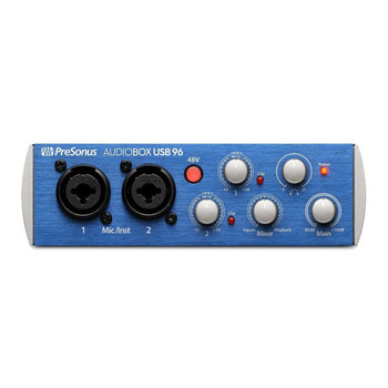 PreSonus ATOM Pad Producer Lab Producer Pack with Atom Pad Controller, AudioBox USB 96 Audio Interface, M7 Condenser Microphone, and Studio One Artist Software