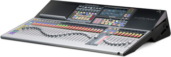PreSonus StudioLive 64S 64-channel Digital Mixer 64-channel Digital Mixer with 32 Microphone Preamps, 33 Motorized Faders, 64-in/64-out USB Audio Interface, AVB Networking, FLEX DSP Engine, SD Card Recorder, DAW Control, and Software Suite