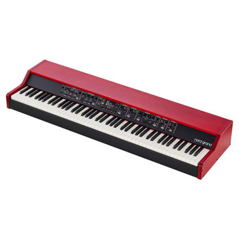 Nord Grand 88-key Stage Keyboard 88-key Stage/Studio Digital Piano/Synth with Kawai Responsive Hammer Keybed, 120-voice Polyphony, Triple Pedal, and Onboard Effects
