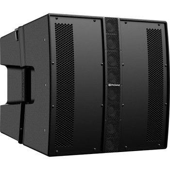 PreSonus CDL12P Constant Directivity Loudspeaker 1000W Hybrid Point Source/Line Array Speaker with 12-inch LF Driver, 8 x 2-inch HF Drivers, and Built-in Limiter (each)