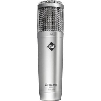 PreSonus PX-1 Large-Diaphragm Condenser Microphone Large-Diaphragm Cardioid Condenser Microphone with Hardmount and Carrying Case