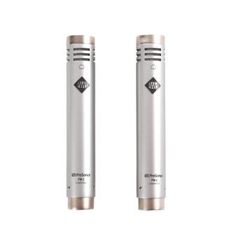 PreSonus PM-2 Small-Diaphragm Condenser Microphone Matched Pair Small-diaphragm Cardioid Condenser Mic (Pair)