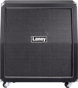 Laney GS412PA 240 Watt Straight Guitar Tube Amplifier Cabinet