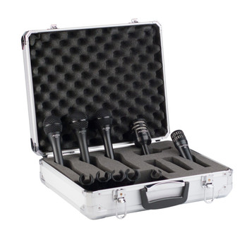Audix BP5 Pro 5-Piece Band Microphone Pack