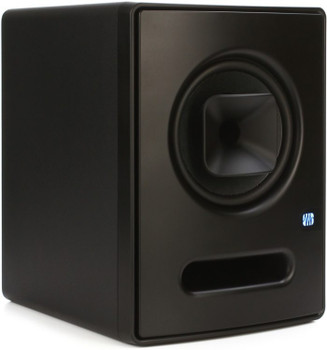 "PreSonus Sceptre S8 8"" Powered Monitor 180W 8"" Powered Monitor Speaker with Coaxial Speaker Alignment and 32-bit/96kHz Dual-core DSP Processor (each)"