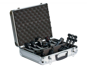 Audix DP4C 4-Piece Drum Mic Kit