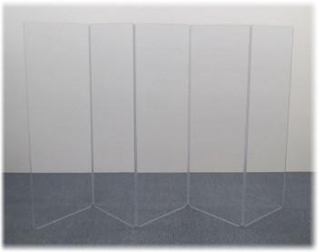 ClearSonic LITE2466-5 Lightweight Drumshield