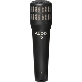 Audix i5 Dynamic Instrument Microphone Demo