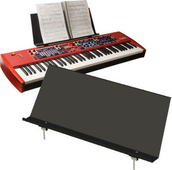 Nord Music Stand V2 (wide) Stage 76/88, Piano, Electro HP, C2/C2D