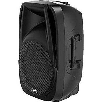 """Laney AH115 Venue 2-Way 15"""" Active PA Bluetooth Speaker with Integrated Mixer and Media Player Black"""