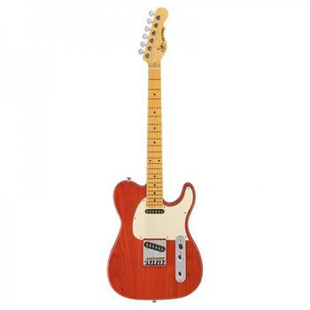 G&L ASAT Classic Electric Guitar Clear Orange