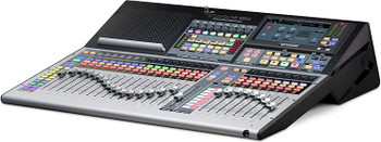 PreSonus StudioLive 32SX 32-channel Digital Mixer Compact 32-channel Digital Mixer with 32 Microphone Preamps, 25 Motorized Faders, 64-in/64-out USB Audio Interface, AVB Networking, FLEX DSP Engine, SD Card Recorder, DAW Control, and Software Suite