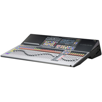 PreSonus StudioLive 32S 32-channel Digital Mixer 32-channel Digital Mixer with 32 Microphone Preamps, 33 Motorized Faders, 64-in/64-out USB Audio Interface, AVB Networking, FLEX DSP Engine, SD Card Recorder, DAW Control, and Software Suite