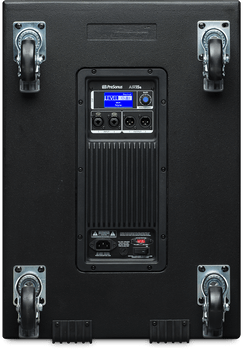 """PreSonus Air15S 1200W 15"""" Powered Subwoofer 1,200W Active PA Subwoofer with 15"""" LF Driver, 2 Combo XLR/TRS Inputs, 1/8"""" Stereo Input, Variable Lowpass Filter, and Onboard DSP"""