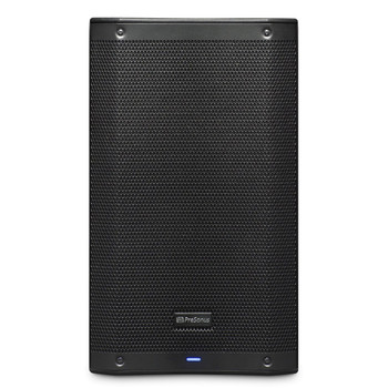 "PreSonus Air10 1200W 10"" Powered Speaker 1,200W Active PA Speaker with Hybrid Class D/Class AB Amplifier, 10"" LF Driver, 1"" High-frequency Driver, 2 Combo XLR/TRS Inputs, 1/8"" Stereo Input, and Onboard DSP"