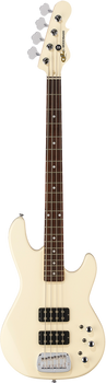 G&L-L2000 Electric Bass White