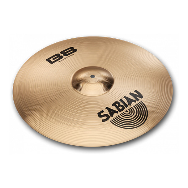 "Sabian B8 Rock Crash Cymbal - 19"""