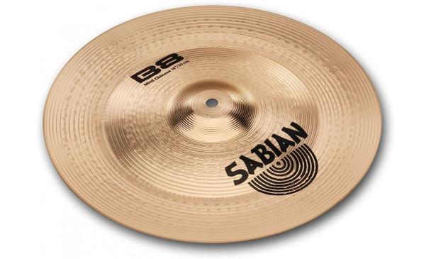 """Sabian B8 Chinese Cymbal - 10"""" China Cymbal Made from B8 Bronze"""