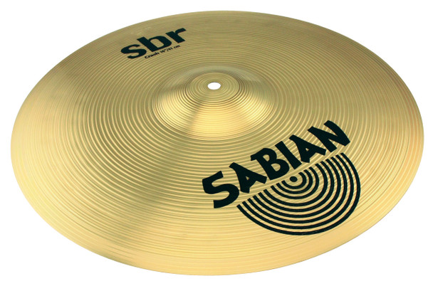 "Sabian SBR Crash/Ride Cymbal - 16"""