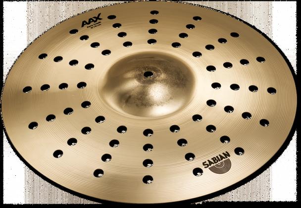 """Sabian AAX Aero Crash Cymbal -  16"""" Aero Crash Cymbal"""