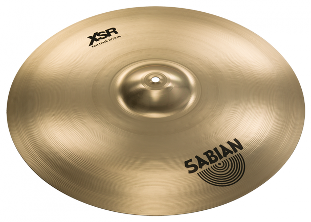 "Sabian XSR Fast Crash Cymbal - 20"""