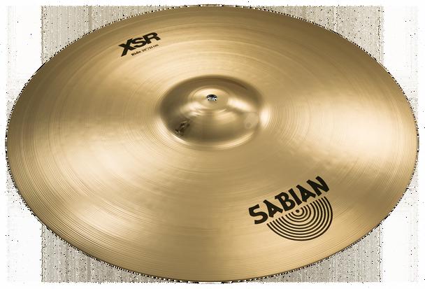 """Sabian XSR Ride Cymbal - 20"""""""