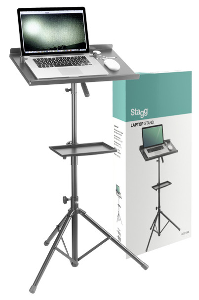 STAGG COMPUTER STAND +EXTRA TABLE