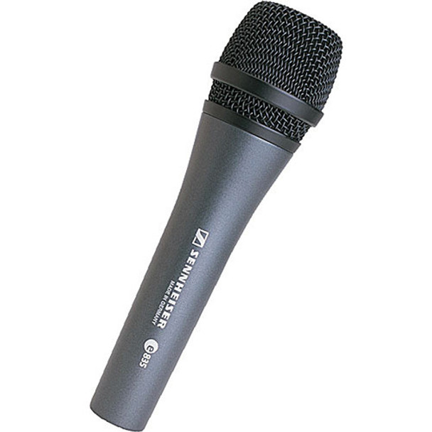 Sennheiser e835 Live Vocal Microphone Dynamic Cardioid Handheld Vocal Mic