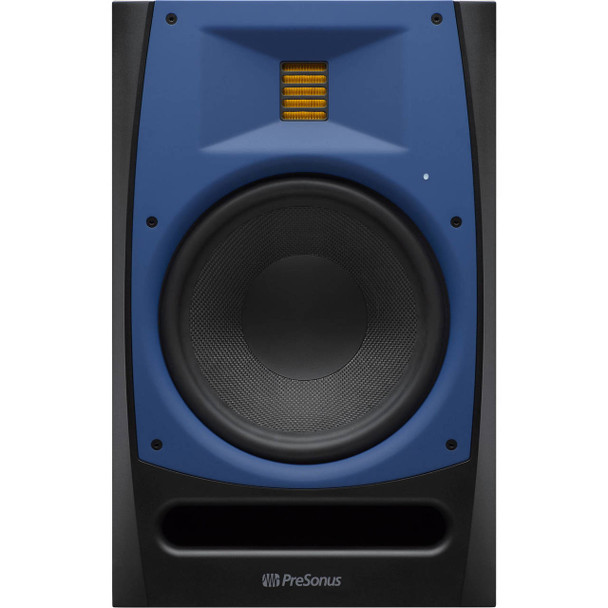 "PreSonus R80 8"" Powered Monitor 150W Powered 2-way Studio Monitor with 8"" Kevlar Woofer and 6.8"" AMT Tweeter"