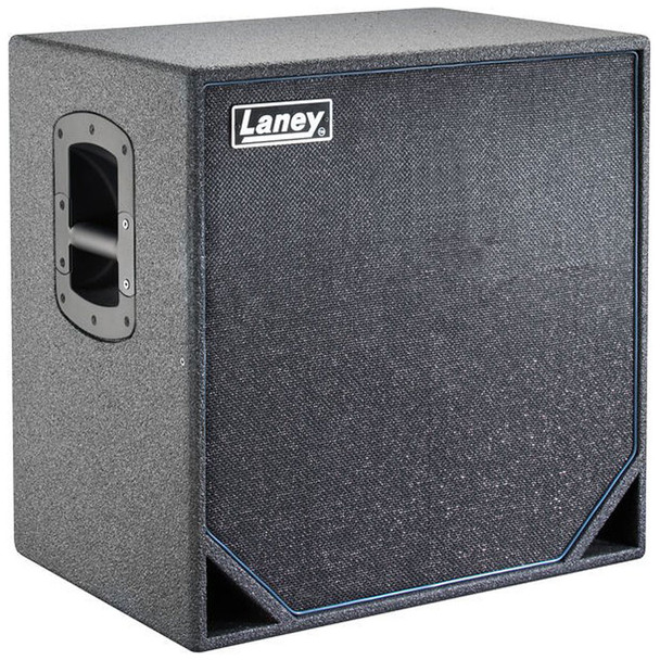"LANEY NEXUS BASS ENCLOSURE: 4x10"" NEODYMIUM DRIVERS + 1"" COMPRESSION DRIVER, ""TUFFSTUFF"" PAINT COATING"
