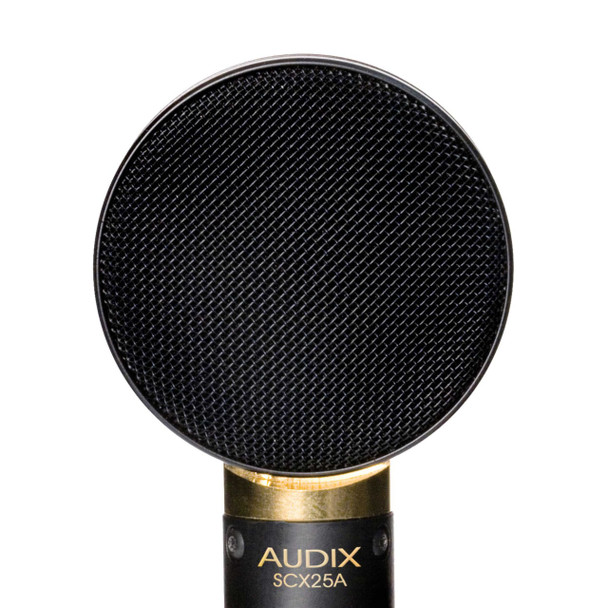 Audix SCX25A-MP Large Diaphragm Condenser - Matched Pair