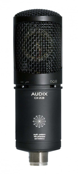 CX212-B Condenser Vocal/Instrument/Studio  Audix Microphone