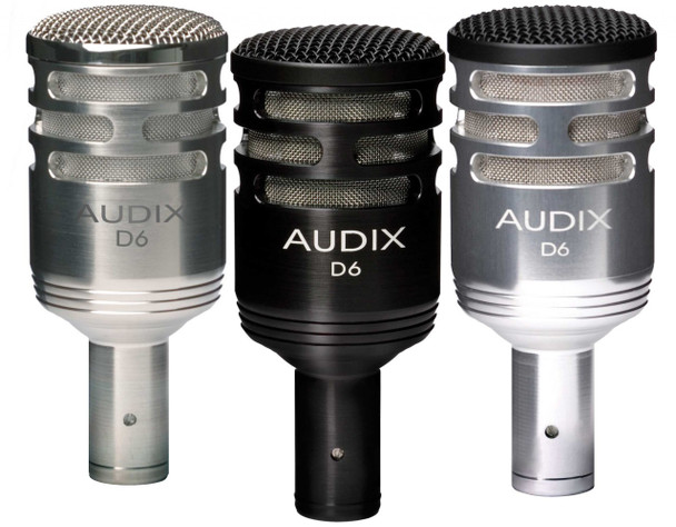 D6 Kick Drum Microphone